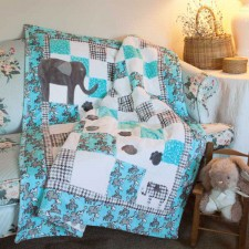 Come To Mama quilt by Kate Colleran