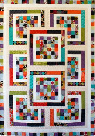 Tiger Lily Quilt
