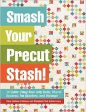 Book, Smash Your Precut Stash