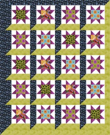 Florianna Star Quilt