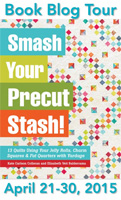 Quilting Stash project featured by top US quilting blog and shop, Seams Like a Dream Quilt Designs