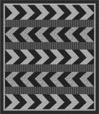 Quilt using Urban Scandinavian fabric