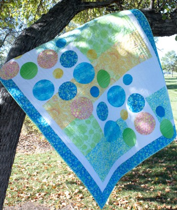 Bubbles - A new pattern by Kate Colleran
