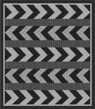 Urban Ink, a quilt pattern by Kate Colleran
