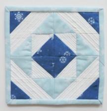 mini quilt free pattern