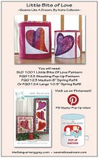 Little Bits of Love Pop-Up cover