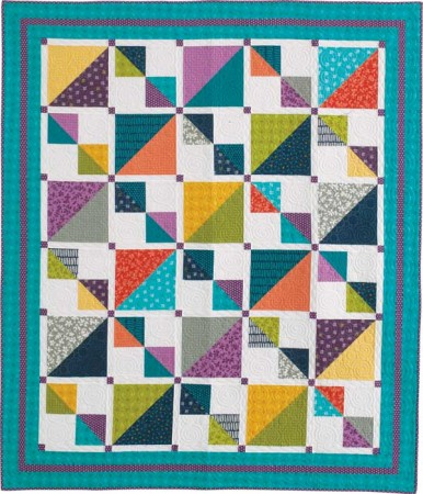 Mix It Up quilt