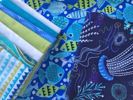 Fish fabric!