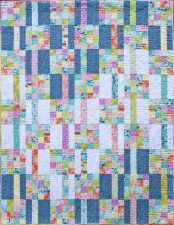 Meander - a quilt pattern designed by Kate Collleran