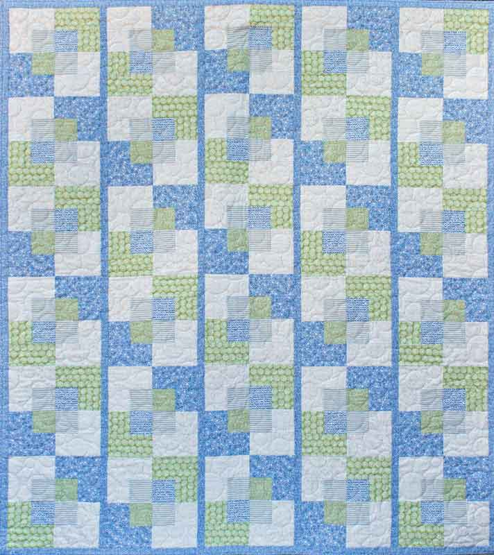 Stroll A Modern Quilt Pattern And Home Decor Project By Kate Magnificent Quilt Patterns