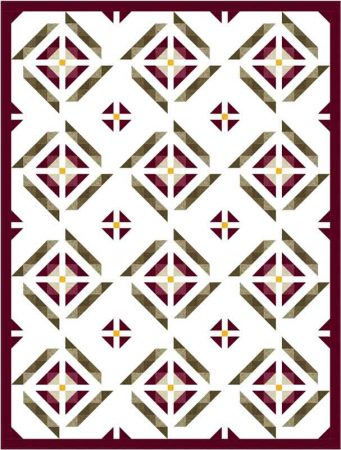 Sweet Beets quilt pattern