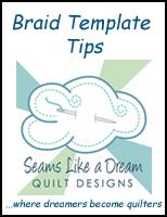 Braid Template Tips
