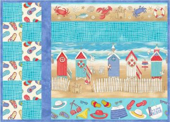 Beach Party Placemat