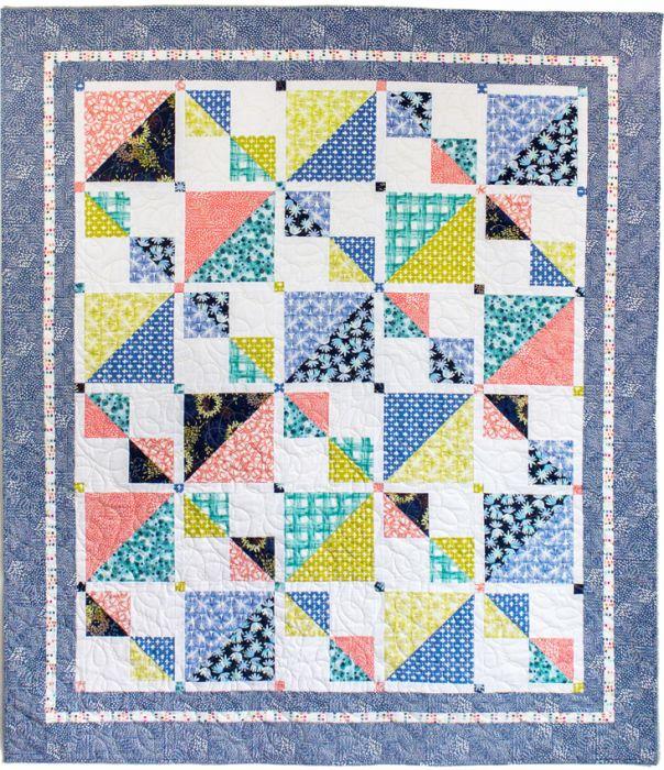 Seams Like a Dream Quilt Designs – Savannah Squares : savannah quilt - Adamdwight.com
