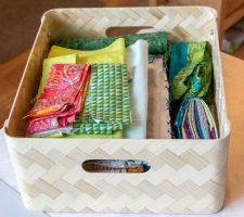 Creative Spaces Blog Hop- week 3: Organized?