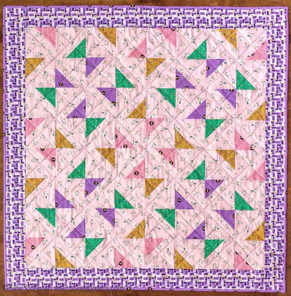 Turnabout Patchwork Book Review featured by top US quilting blog and shop, Seams Like a Dream Quilt Designs