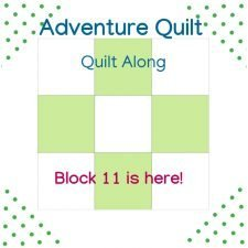 Adventure Quilt- Block 11