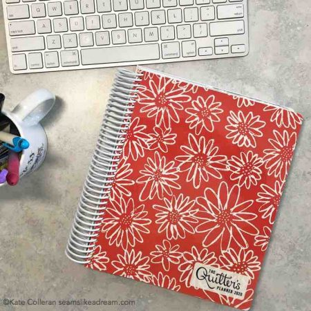 New Quilting Goals for the NEw YEar featured by top US quilting and sewing shop, Seams Like a Dream Quilt Designs.