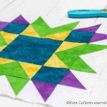 Luminous Quilt Along Project: Block 4