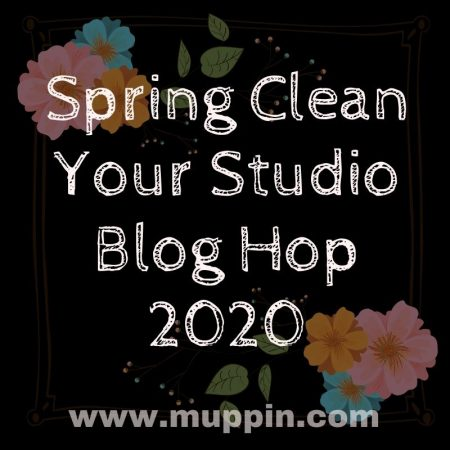 Luminous Quilt Along Project: Block 5, featured by top quilting blog, Seams Like a Dream Quilt Designs, reveals the schedule for the Spring Clean Your Studio Blog Hop.