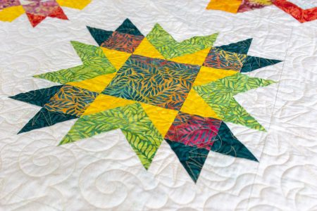 Luminous Quilt Along Project: Finished Quilts & a Bonus Free Pattern Quilting Giveaway!